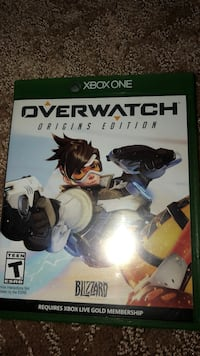 Overwatch for Xbox good condition Cypress, 77429