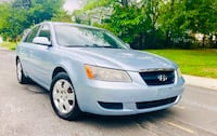 2007 Hyundai Sonata Like New Condition Uber Lyft Silver Spring
