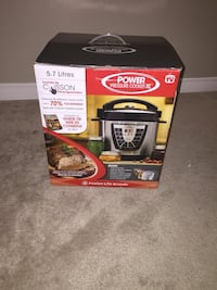 Power Pressure Cooker  XL (Brand new in the box) Toronto, M9M