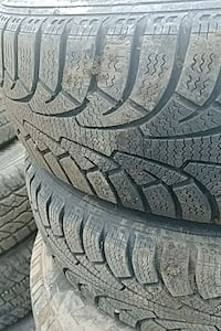 185/65/15 mud and snow tires Mississauga, L5T 1H7