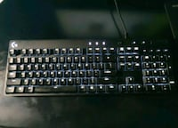 Logitech g610 mechanical gaming keyboard Cherry MX Springfield, 22153