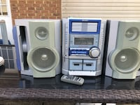 mini stereo system