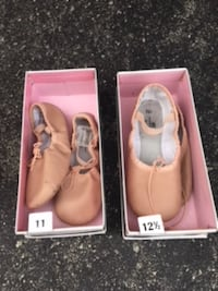 Kids ballet shoes WOODBRIDGE
