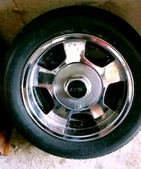 Universal 4 Bolt Rear Wheel Drive Wheels