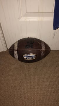 Winnipeg Bluebombers Inaugural Season 2013 Game Ball Toronto, M9C 2G4