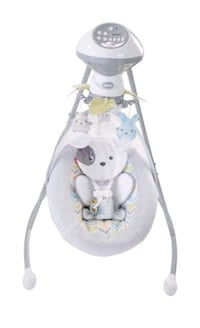 Fisher-Price Sweet Snugapuppy Dreams Cradle 'n Swi Toronto, M1P 4B2