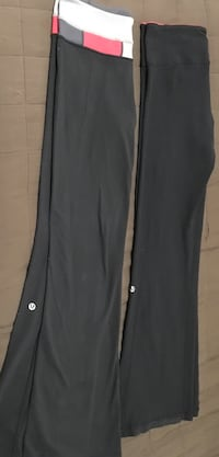 Lululemon sz 8-10 pants / the one is reversible both $50 firm Edmonton, T5W 0P7