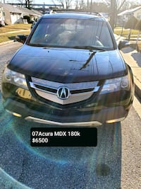 2007 Acura MDX 3.7 Technology & Entertainment Pack Pikesville