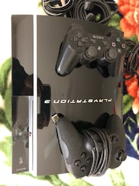 PS3 with 2 remotes (1 Wireless) Carlsbad, 92011