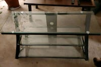 3 level Glass TV stand Reston, 20191