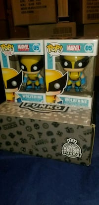 Wolverine funko pops $20 EACH (FIRM PRICE) Toronto, M1L 2T3