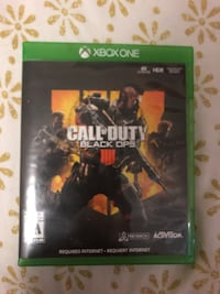 Xbox one black ops 4