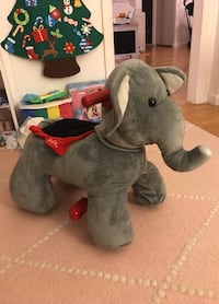 Radio Flyer Electric Ride-on Elephant
