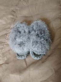 New super soft baby moccasins