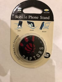 Pop socket raptors.. Mississauga, L5V 1B3