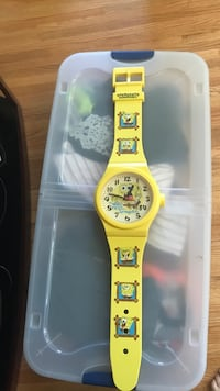 Spongebob wall clock watch Hilton, 14468