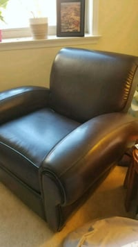 Leather sofa chair Arlington, 22203