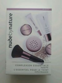 Nude by Nature Complexion essentials starter kit Ottawa
