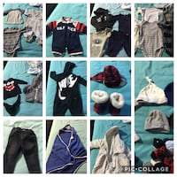 3-6 months clothing and shoes Calgary, T3K 3K7