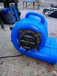 blue and black portable generator Virginia Beach, 23455
