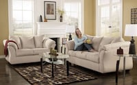 Black Friday special sofa & love seat  Worthington, 43229