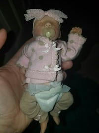 OOAK polymer Clay baby doll Winchester, 40391