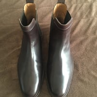 Men's Cole Haan Slip on Boots. New. Size 8.5.  Ashburn, 20147