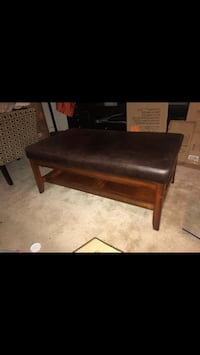cushioned coffee table Centreville