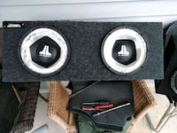 8in subwoofers box box only Dover