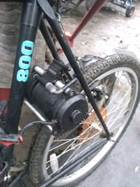 Electric bicycle needs battery North Little Rock, 72117