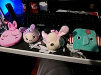 assorted TY Beanie Baby plush toys East Los Angeles, 90022