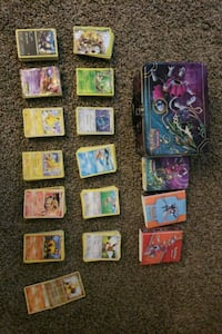 602 pokemon cards rare and newere ones Grand Rapids, 49544