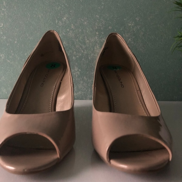 Bandolino patent leather wedges 1a568f31-3a16-4dc5-9001-6a4b368ee9ce
