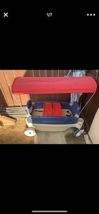 Step 2 wagon with canopy Riverside, 92504