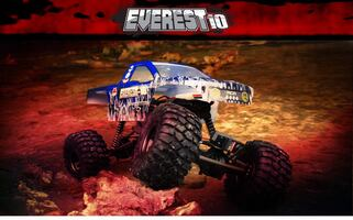 Redcat Everest-10 brand new factory sealed