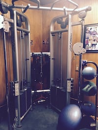 Exercise Equipment-Treadmill, Elliptical, and Life Fitness Cable Machine