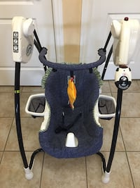 Baby Swing,crib,activity toys,marble toy,table chairs  Mississauga, L5W
