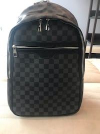 Louis Vuitton Damier Graphite Backpack