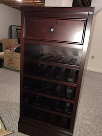 Crate and Barrel / Wine Storage cabinet Rockville, 20852