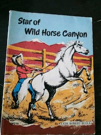 Book: Star of Wild Horse Canyon Eugene, 97402