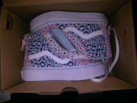 10.5 (female child) VANS Never Worn La Vergne, 37086