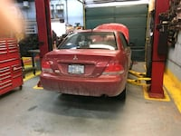 2006 Mitsubishi Lancer Kitchener