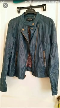 leather jacket (faux) Portsmouth, 23701