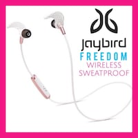 Jaybird Bluetooth Wireless Earbuds in Pink Toronto, M5V 3R8