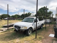 Ford - F-150 - 1998 5 speed standard with a/c and motor is rebuilt and has less than 30,000 miles Odessa