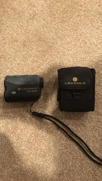 Leupold RX-600 Laser Range Finder like new Reston, 20191