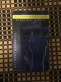 Stormbreaker by Anthony Horowitz Paperback Book Glenmont, 12077