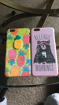 two white and pink iPhone cases Augusta, 30907
