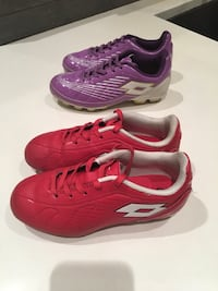 Size 12T Lotto brand soccer cleats Central Saanich, V8M 1J2