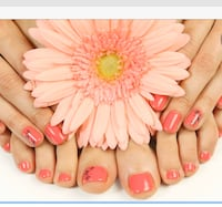 Manicure, pedicure, ( Mobile ) Toronto